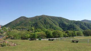 大笹牧場オートキャンプ場広場景色