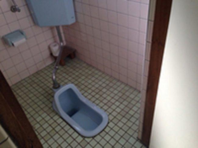 ひするまキャンプ場トイレ
