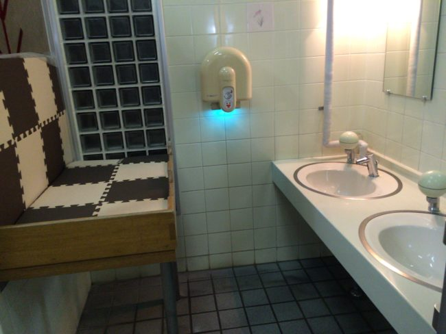 大笹牧場オートキャンプ場トイレ