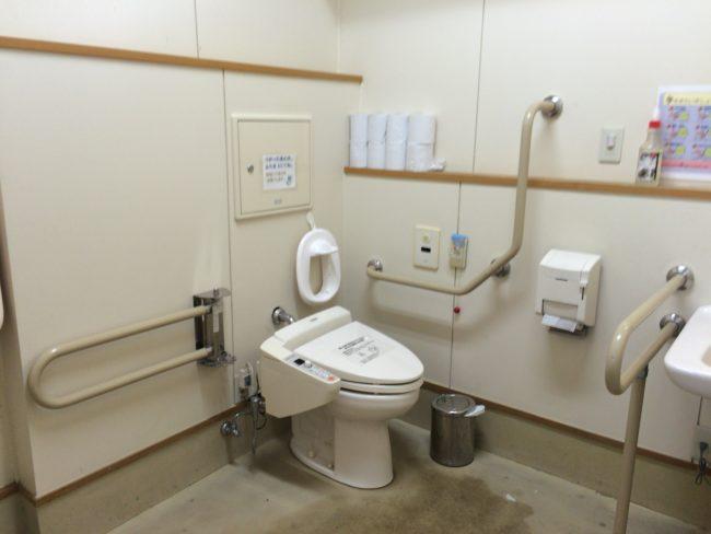 富士山こどもの国トイレ