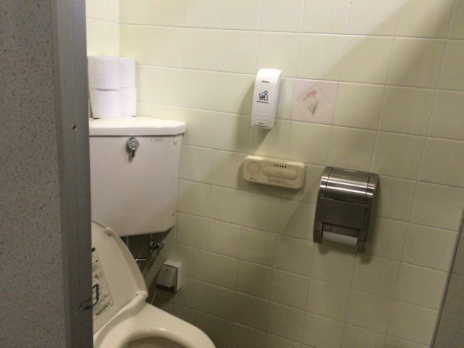 大笹牧場オートキャンプ場トイレ3