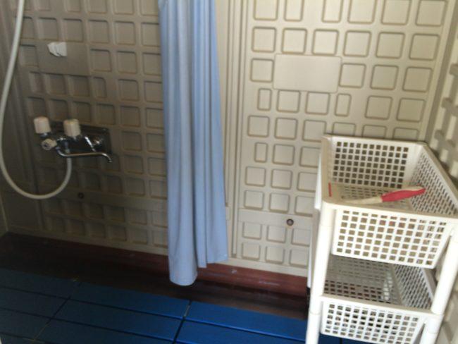 大笹牧場オートキャンプ場シャワー