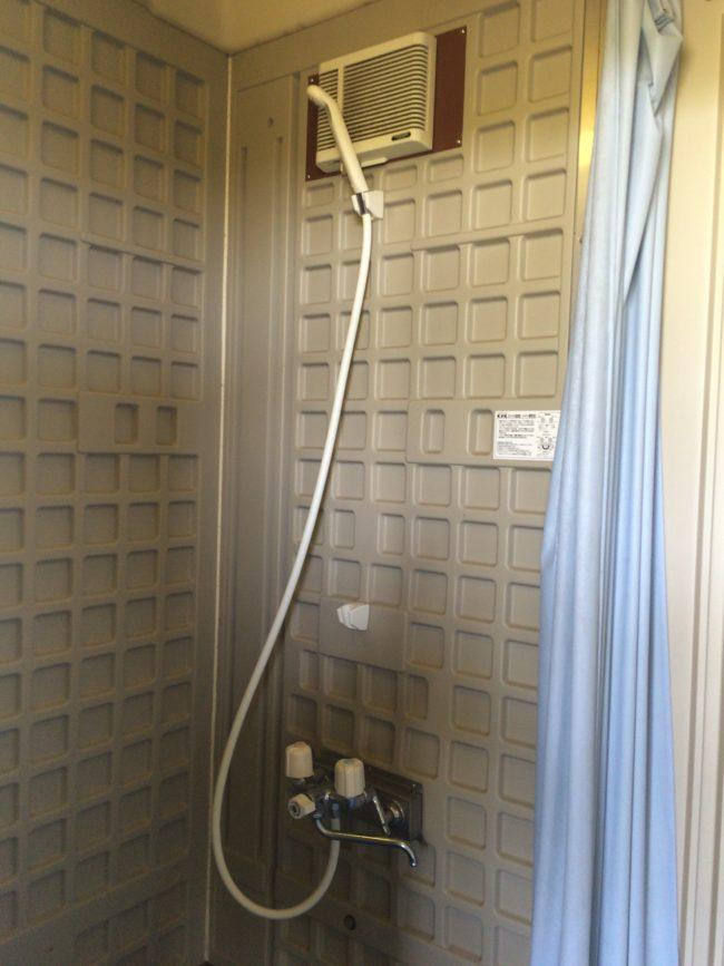 大笹牧場オートキャンプ場シャワー3