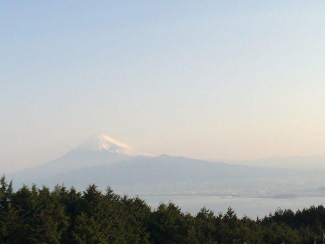 だるま山高原キャンプ場富士山2