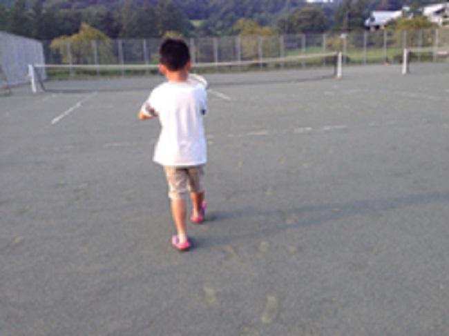 天城ふるさと広場キャンプ場テニス