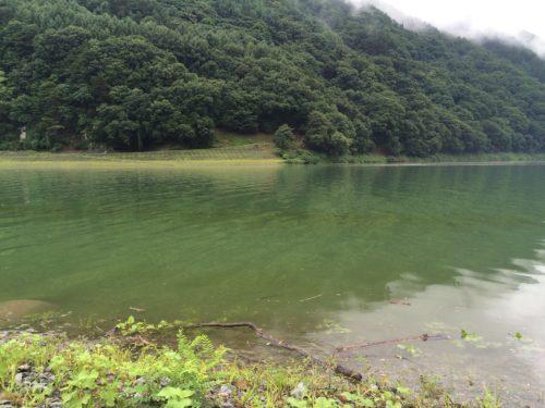 美和湖出艇場所 (2)