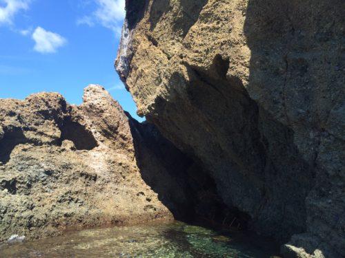 シーカヤックキャンプ毛無島上陸 (5)