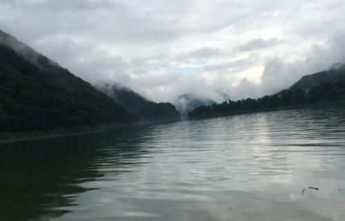 美和湖出艇場所
