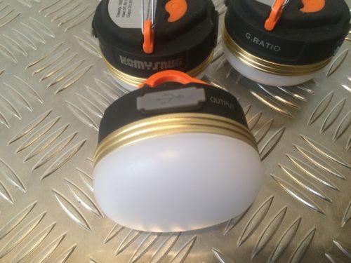 充電式LEDランタン (2)