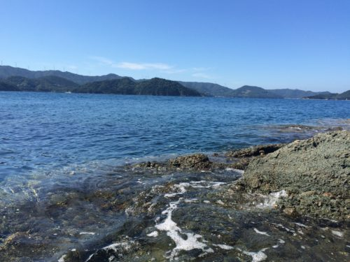 シーカヤックキャンプ毛無島上陸 (6)