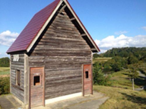 松之山キャンプ場トイレ