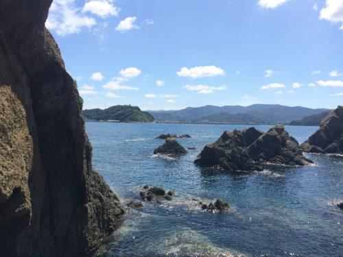 シーカヤックキャンプ毛無島上陸 (23)