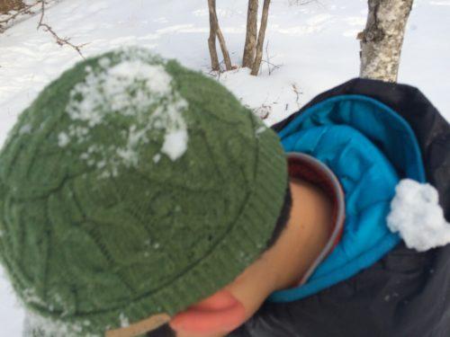 雪遊びキャンプ
