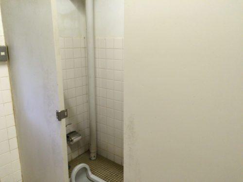 内浦山県民の森オートキャンプ場トイレ個室