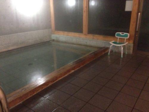 新治ファミリーランド温泉棟湯舟