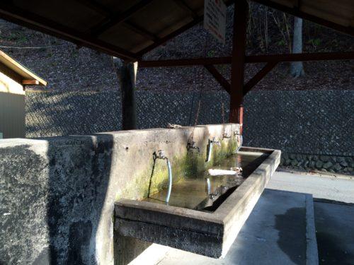 神之川キャンプ場 炊事場写真