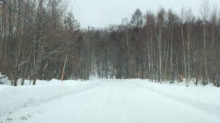 雪中キャンプ (3)