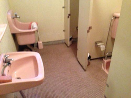 なんもく村自然公園管理棟内の洋式トイレ (5)
