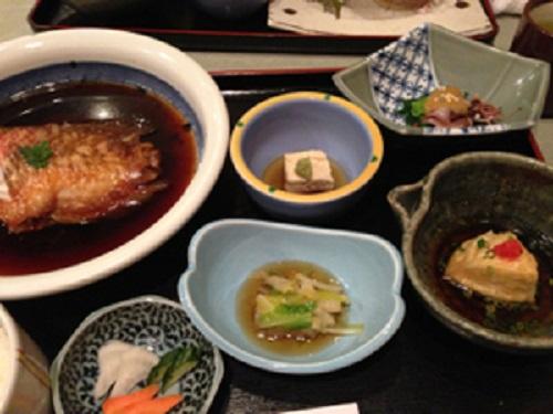 旬彩遊膳た奈かで夕食