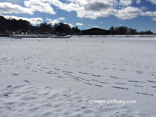 長野県の雪遊び1泊2食つきの格安コテージプランを利用してみた