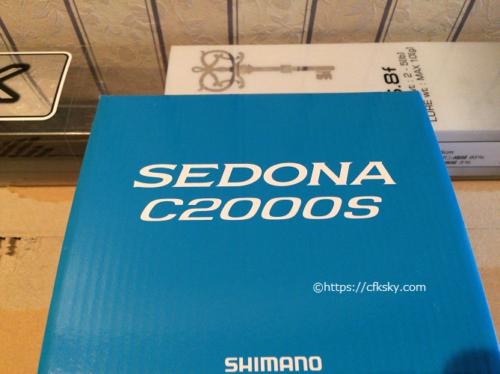 シマノ 17 セドナ C2000S