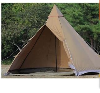 秋キャンプ格安25000円のおしゃれコットンテントで楽しむキャンプ