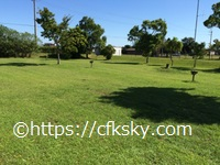 高須町公園オートキャンプ場 フリーサイト区画
