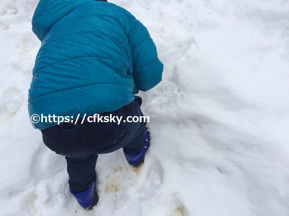 塩原グリーンビレッジで雪遊びキャンプ