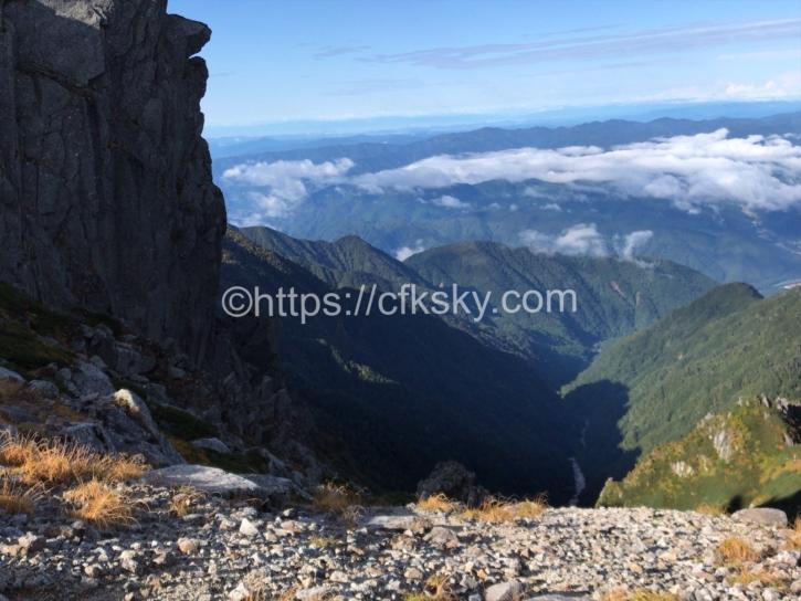 木曽駒ケ岳の登山と頂上山荘でのキャンプを楽しんできた