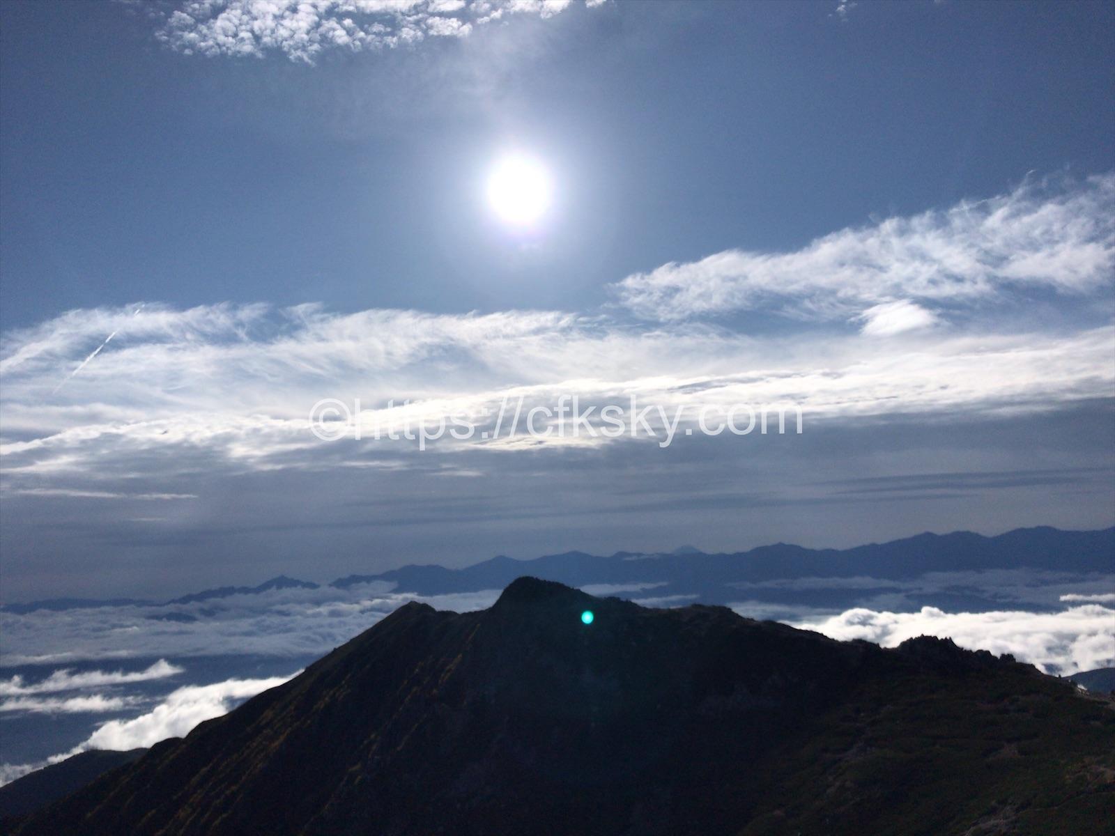 標高約3000メートルの絶景すぎる格安キャンプを楽しんできた