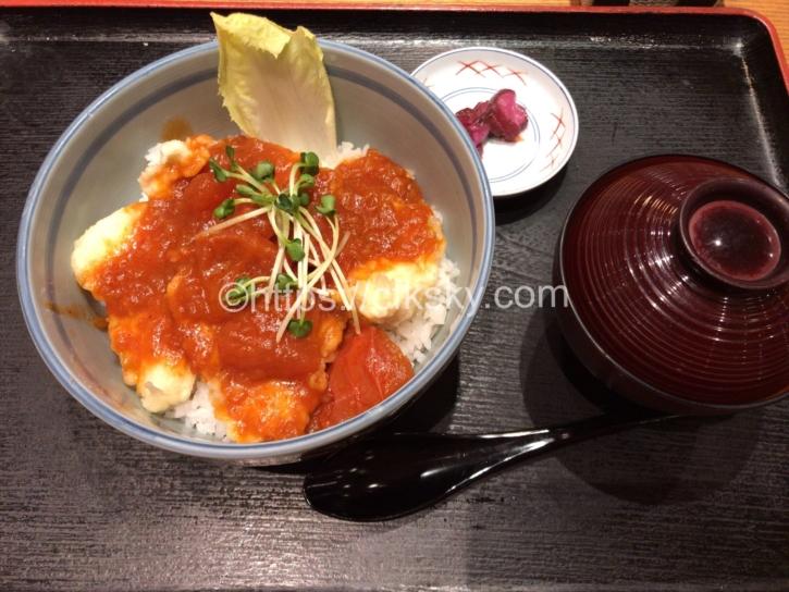 中津川温泉 クアリゾート湯舟沢のレストランで夕食