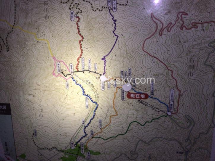筑波山へナイトハイクに行ってきた