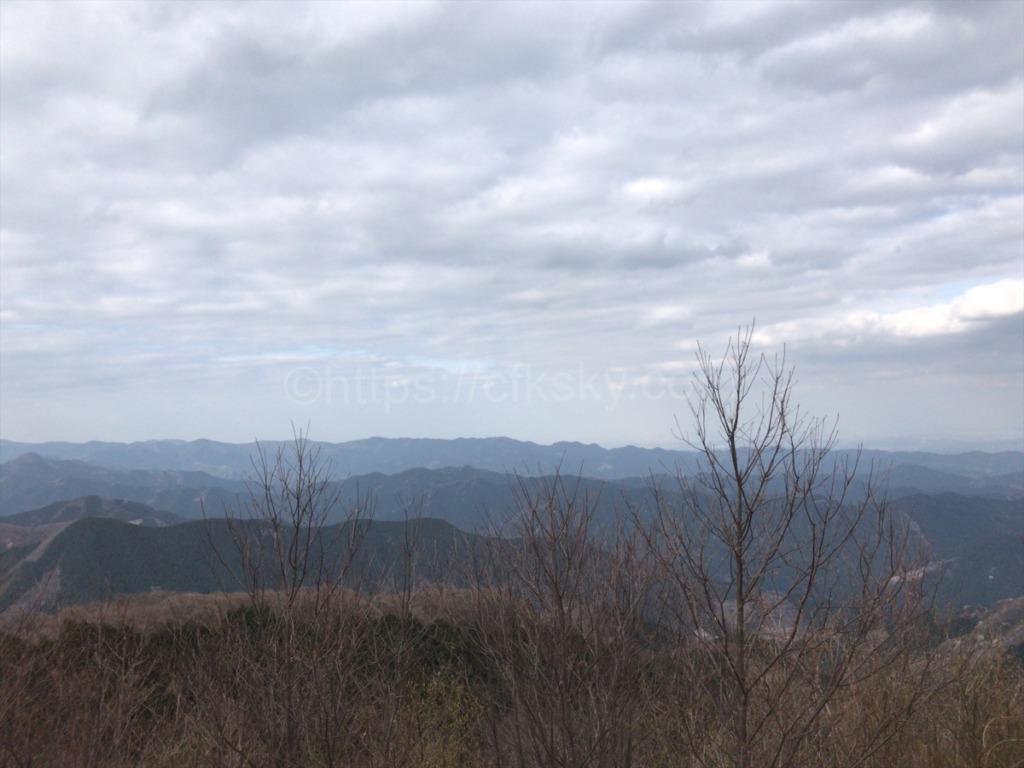 棒ノ折山で楽しんだ登山
