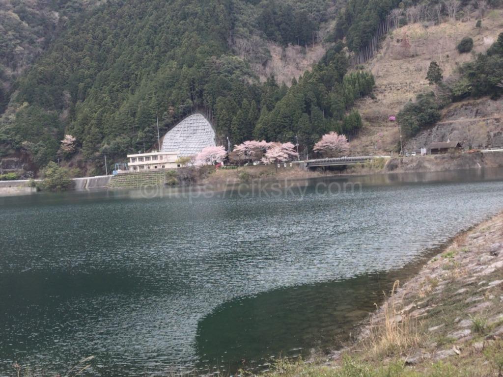 有間ダム(名栗湖)